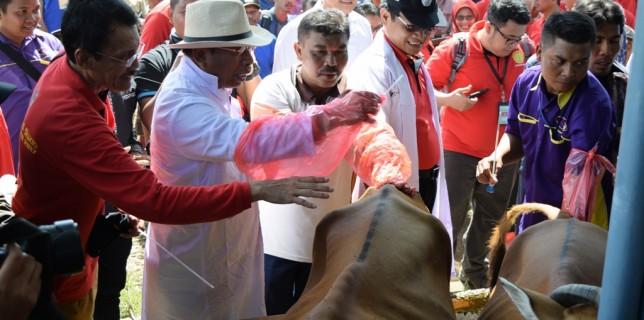 NTB JADI DAERAH UPSUS SIWAB PERTAMA DI INDONESIA