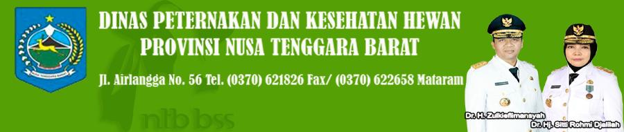 Dinas Peternakan dan Kesehatan Hewan  Provinsi Nusa Tenggara Barat